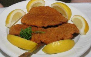 receta escalope de ternera
