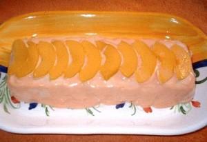 Como hacer un pastel de atun y melocoton