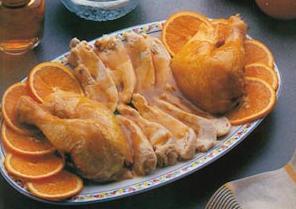 pato a la naranja