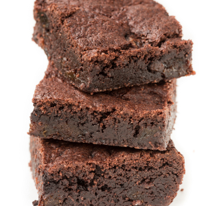 como hacer Brownies favoritas