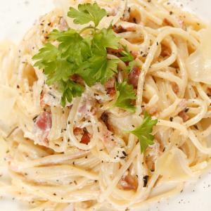 como hacer Espaguetis a la Carbonara