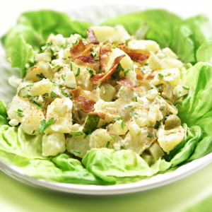 como hacer Potato Salad