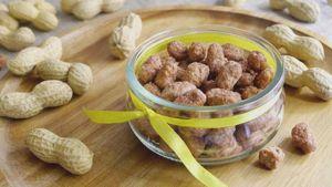 Como hacer Cacahuetes caramelizados