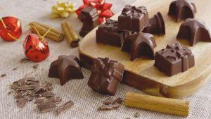 Como hacer Chocolates de canela