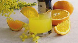 Como hacer Cóctel Mimosa