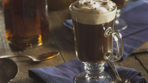 Como hacer café irlandés
