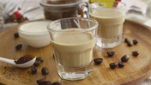 Como hacer Licor de crema de café