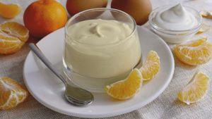 Como hacer Mousse de mandarina