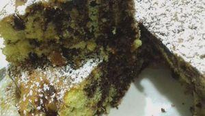Como hacer Tarta de almendras y chocolate y naranja