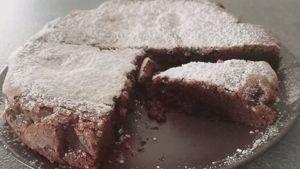 Como hacer Delicia de Tarta de Chocolate