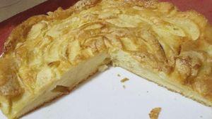 Como hacer Pastel de Manzana Rápido