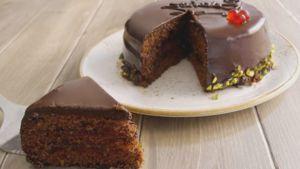 Como hacer torta Sacher