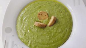 Como hacer Sopa aterciopelada de hinojo y azafrán